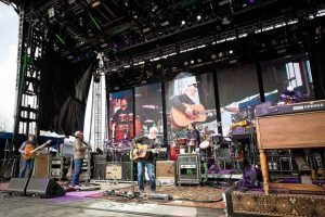Review: Umphrey's McGee and String Cheese Incident at The Aprés in Aspen