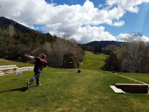 Glenwood, New Castle hosts Colorado Open disc golf tournament this weekend