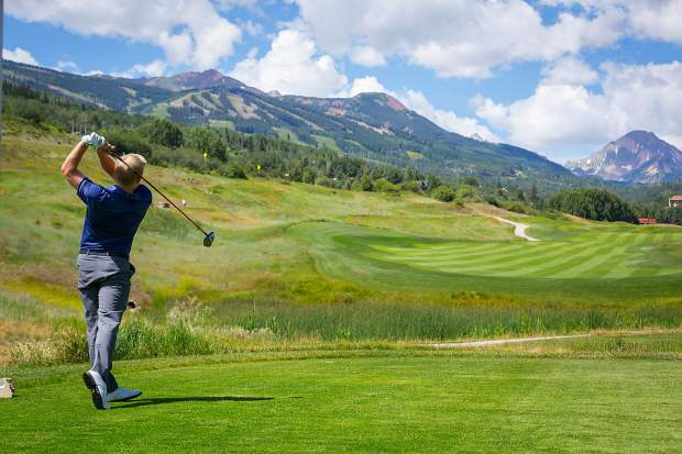 Snowmass Club going back to its private roots; village locals can still play golf course