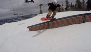 The Drop-In: Terrain Park Laps