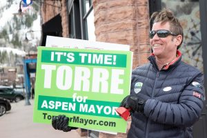 Torre is Aspen's newest mayor