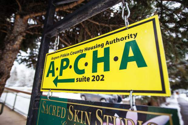 Aspen's housing board to elected officials: Pump brakes on potential changes to system