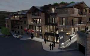 Business Monday: W Aspen eyes debut in July