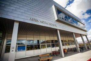 Aspen Middle School back to principal search