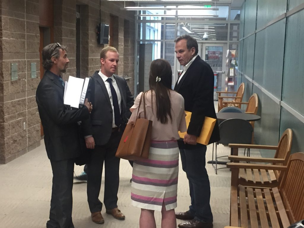 Craig Miller, father of Lake Christine Fire suspect, found not guilty in menacing trial