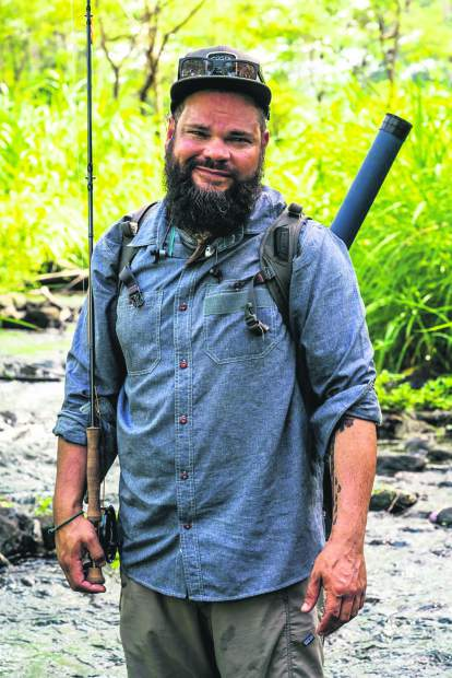 "Jay Johnson of Johnstown will have a recurring role on the new series ""Fish or Die"