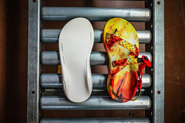 Custom Chaco sandals are on the rise.