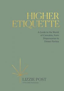 Higher Etiquette: Learn your marijuana manners in Emily Post's great-great-granddaughter's new guide