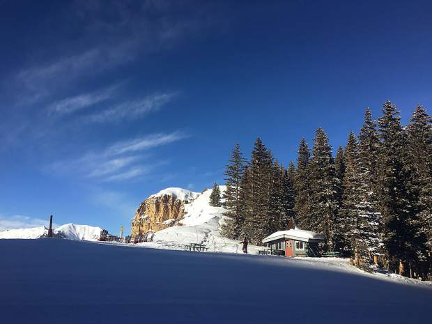 This Saturday's History on Tap, focusing on Mt. Hayden's skiing origins, will take place at Buckhorn Cabin on Aspen Mountain.