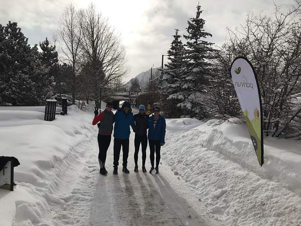 Aspen parkrun, a free, weekly 5k that is part of a global organization, will celebrate its one-year anniversary Saturday at Aspen Golf Club.