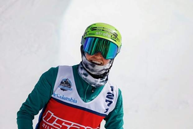 Now a national champion, Faulhaber talks about surprise season in ski pipe