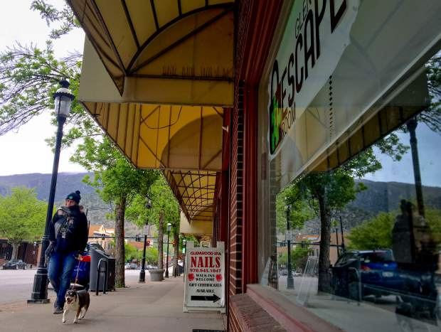 Forced out: Seven Glenwood shops must vacate to make way for new bank