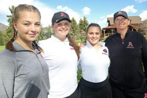 Aspen High girls golf sending three players to state tournament in Eagle
