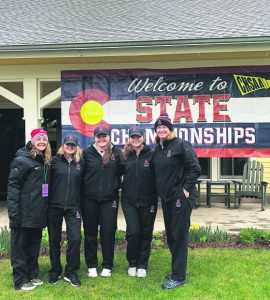 Aspen's Guthrie finishes 18th at 3A state golf tournament in Eagle after second round canceled