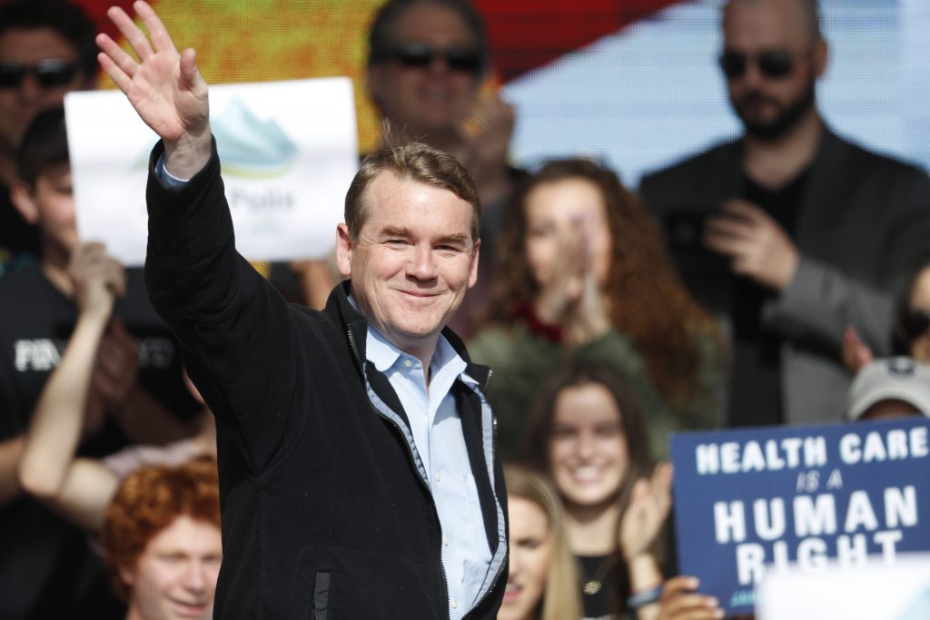 Colorado Sen. Michael Bennet enters Democratic field for president
