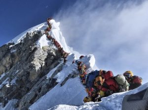 Aspen's Mike Marolt on Everest: 'I'm just blown away that more people don't get killed on that mountain'
