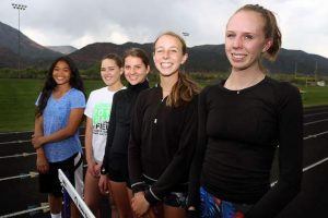 Led by Sierra Bower, Basalt sending seven to state track meet