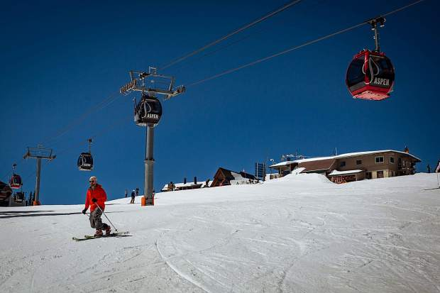 Due to plentiful snow conditions, Aspen Mountain opens for three bonus days May 25th - 27th.