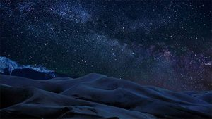 Great Sand Dunes National Park recognized as an International Dark Sky Park