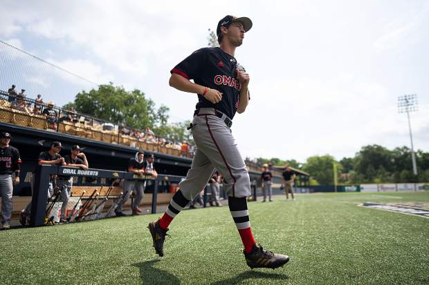 Summit County local Thomas DeBonville has been one of the primary leaders that has led the University of Nebraska Omaha to this year's NCAA Division I College Baseball Tournament. The underdog Mavericks will take on the top-seeded UCLA Bruins to open their first-ever NCAA Tournament run on Friday at 8 p.m. MT (ESPN3/WatchESPN App).