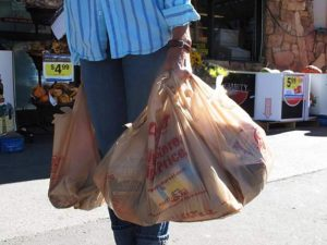 Carbondale tables total plastic bag ban, for now