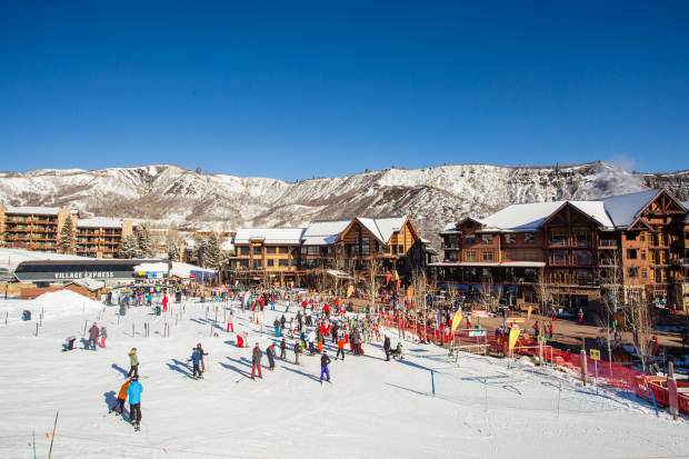 Business Monday: Data shows busy ski season for Aspen, Snowmass lodges