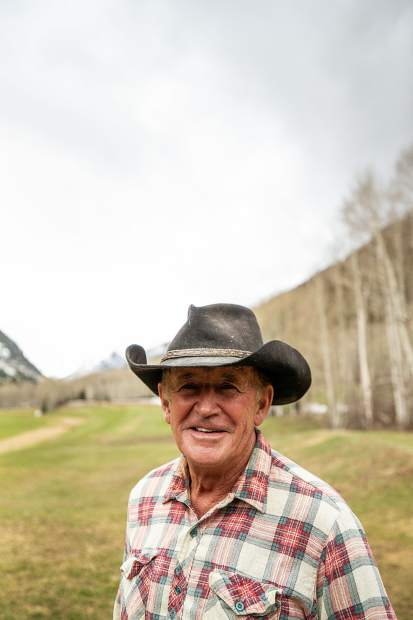 T-Lazy 7 Ranch owner Rick Deane.
