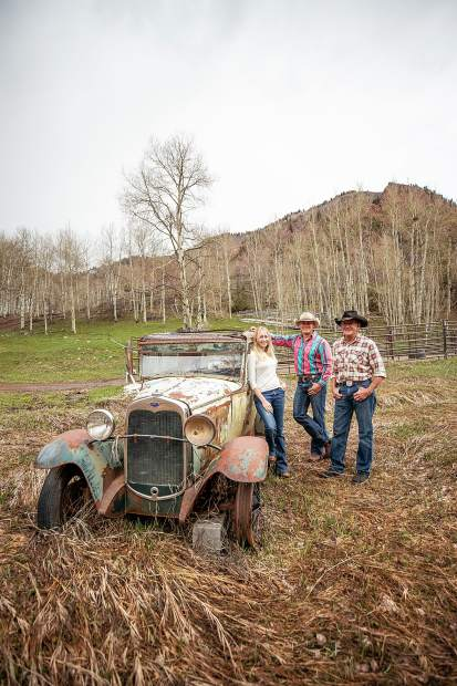 Deane family looks back on 80 years at Aspen's T-Lazy-7 Ranch