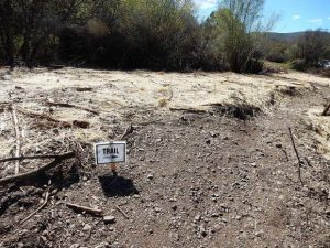 New prized public lands near Carbondale get an ugly scar from legal ditch work