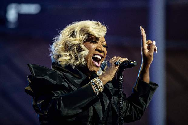 Patti LaBelle leads all-star Earth's Call concert for climate action in Aspen