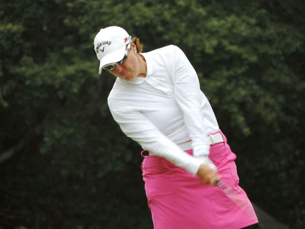 Aspen's Dede Cusimano, a local teaching professional and former LPGA Tour golfer, will compete in this week's U.S. Senior Women's Open in North Carolina.