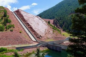 Ruedi Reservoir near Basalt filling up, 'very possible' it will spill over dam this summer