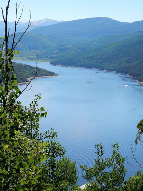 A sure sign summer is coming for Basalt —Ruedi Reservoir boat ramp is open