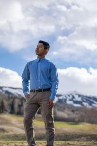 Aspen High student Jesse Lopez rises from horrific times to earn prestigious Daniels scholarship