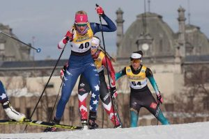 Basalt's Hailey Swirbul encouraged by results after first year on U.S. Ski Team