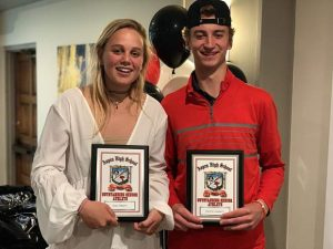 Colbert: Williams, Lanese named senior athletes of the year at AHS sports banquet