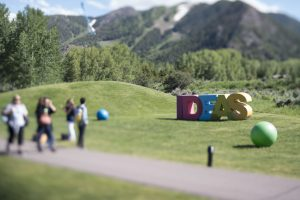 Aspen Ideas Reporters Notebook: That's a lot of stuff