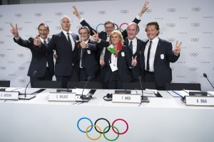 Italy's Milan-Cortina wins fight to host 2026 Winter Olympics