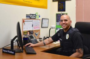 Award-winning Carbondale cop sees hope in DUI arrests
