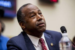 Ben Carson touts 'opportunity zones' and modular homes