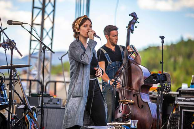 Snowmass free concert lineup for 2019 hits all genres