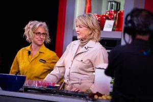 Martha Stewart has capacity crowd engaged at her first Food & Wine Classic in Aspen