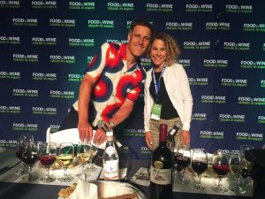 Werlin, Stuckey take crowd on Mediterranean tour of angelic cheese and wine pairings