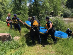 Russian man dies in Eagle River rafting accident Thursday afternoon