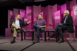 Aspen Ideas Festival: What's social media giants' role in monitoring vs. free speech?