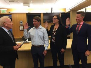 New Aspen City Council members are sworn in