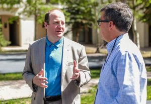 In Vail, Gov. Polis vows health care costs will fall