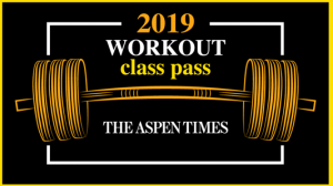Workout Class Pass includes eight Aspen-area workout facilities