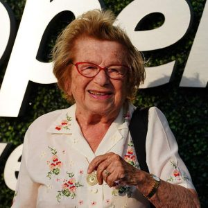 Aspen Ideas Fest: Dr. Ruth still engaging in good conversations