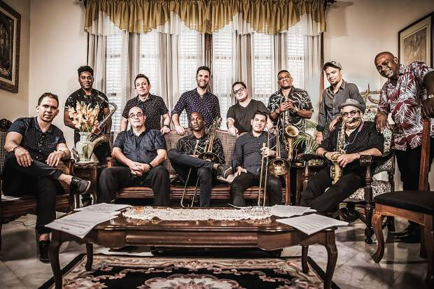 Grammy-nominated Cuban mambo band Orquesta Akokán to play Snowmass and Aspen